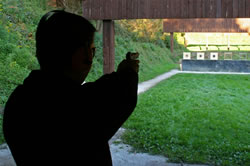 Law Enforcement Shooting Range