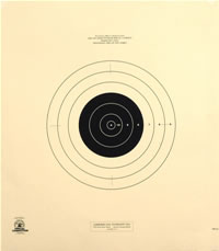 100 Yard Reduction of 300 Yard Military Target