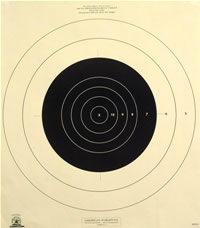 200 Yard Reduction of 600 Yard Target