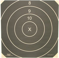 Center for 500 Yard Target