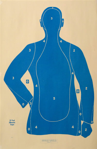 Paper shooting targets silhouette image search results