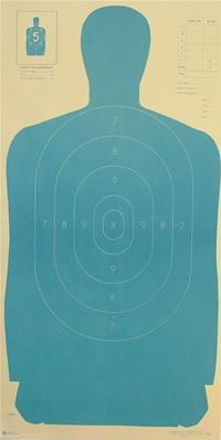 Law Enforcement Shooting Targets - American Target Company